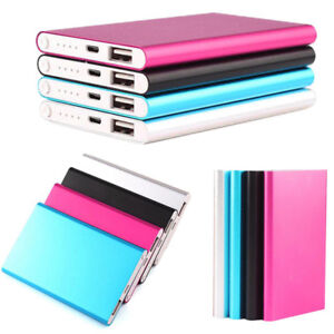 5000mah-Aluminum-External-USB-Power-Bank-Battery-Charger-Box-For-Mobile-Phone