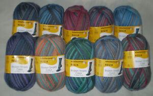 Flotte Socke Seide Merino 4fach 7 95