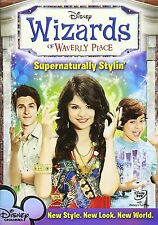 Wizards of Waverly Place Disney Series DVD Set Gomez TV Disney All R1 Collection