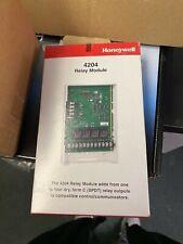 Honeywell 4204 Relay Module New