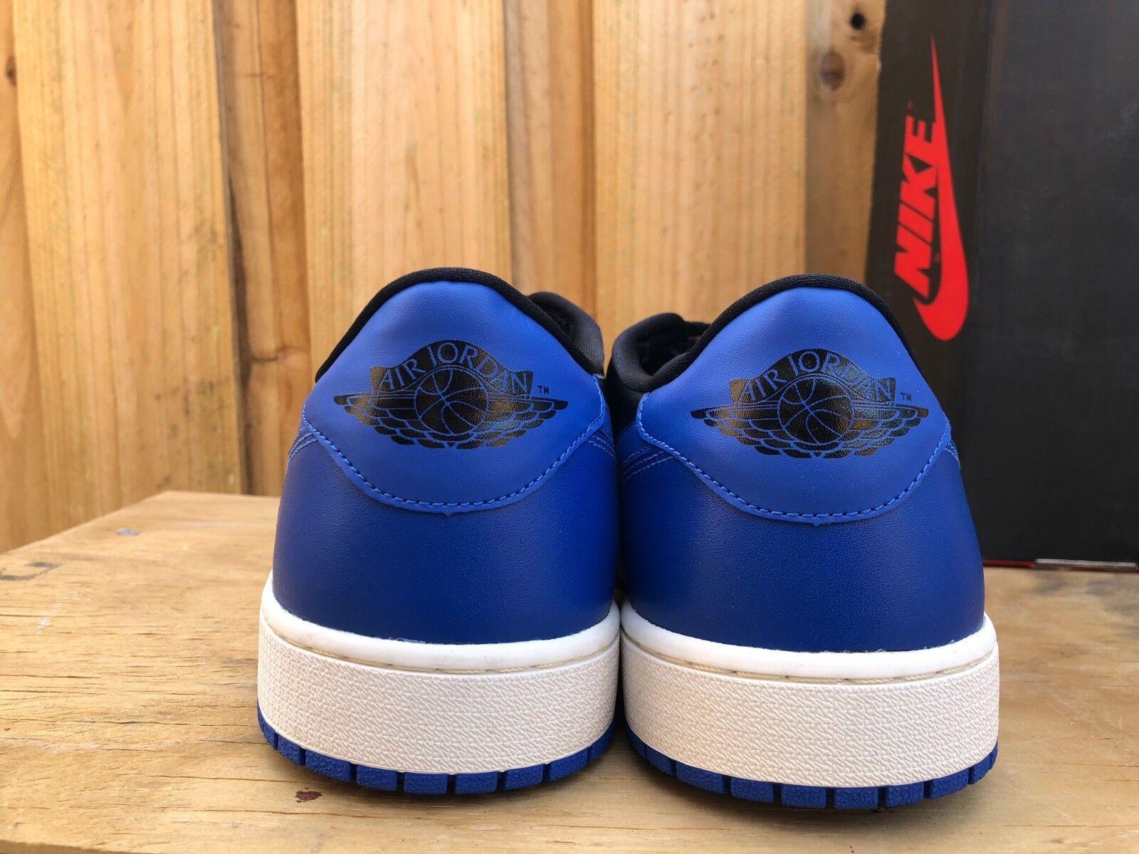 Air Jordan 1 Retro OG Royal 705329004 Blue Low Size 18 705329004 Royal Dead Stock. VERY RARE! 8c7cf0