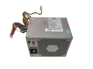 Dell Optiplex GX260 GX520 GX620 360 280W DT Power Supply H280P-00 U9087 WW109