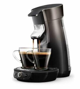 PHILIPS Senseo Viva Café HD6566/51 Machine à Café à Dosettes 1450W