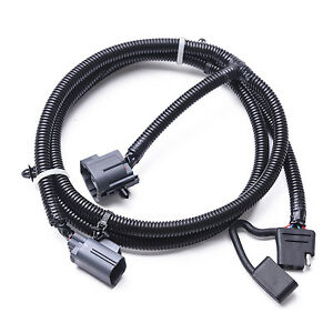 image is loading 65-034-trailer-hitch-wire-harness-kit-connector-