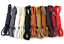 thumbnail 9 - Premium-Cotton-Wax-Shoelaces-Thin-Round-Dress-Waxed-Laces-2-5mm-For-Dress-Shoes