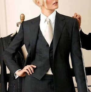 3 Piece Women Ladies Business Office Tuxedos Fashion New Work Wear
