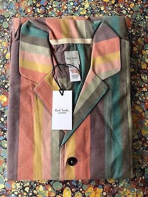 Paul Smith signature artiste Stripe à Rayures Pyjama Set XL