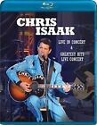 Greatest Hits Live With Chris Isaak Blu-ray Region 1 014381711059