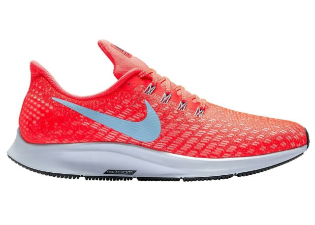 Nike Air Zoom Pegasus 35 Mens 942851 600 Bright Crimson Running Shoes Size 10.5