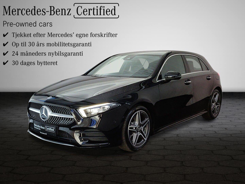 Mercedes A200 1,3 Advantage AMG aut. 5d - 5.995 kr.