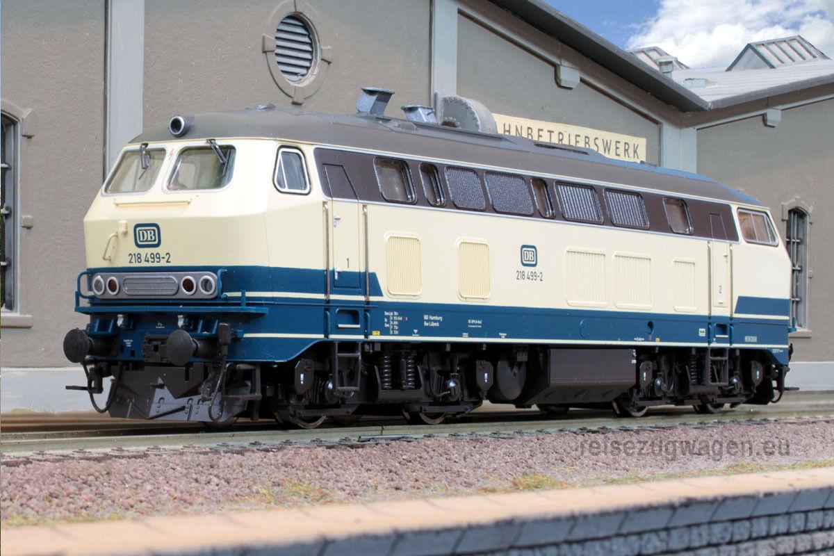 Roco 79714 br 218.4 PE IV