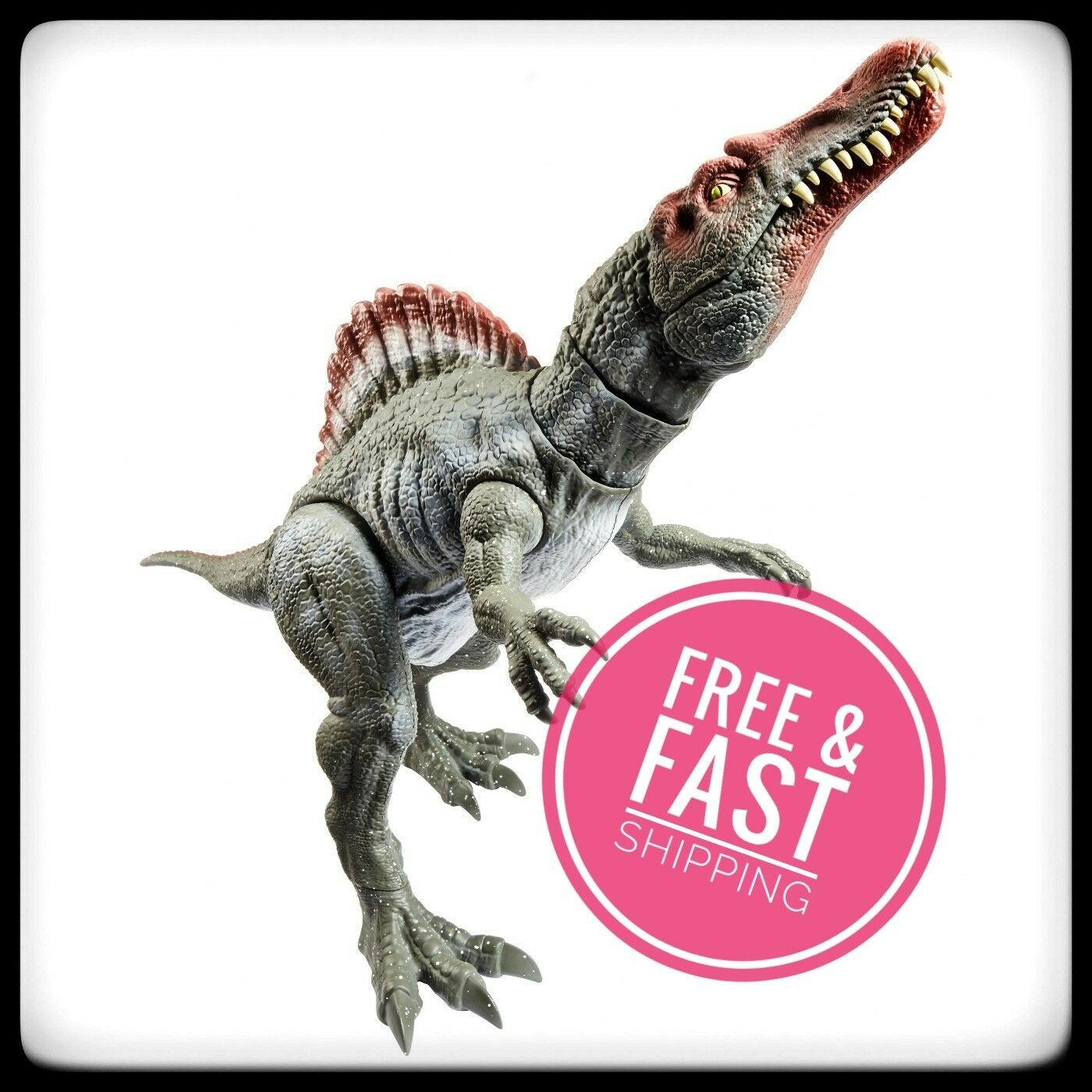 Spinosaurus Jurassic World Legacy Collection Spino NEW FAST SHIPPING collector