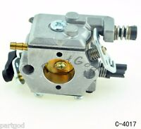 Carburetor For Husqvarna 51 55 Chainsaw Carburetor 503281504 Walbro Wt-170-1