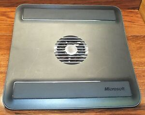 Microsoft-Notebook-Cooling-Base-1388-5-Volts-amp-500-mA-READ