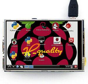 3-5-034-TFT-LCD-Touch-Screen-Module-320-x-480-SPI-RGB-Display-For-Raspberry-Pi-B-B