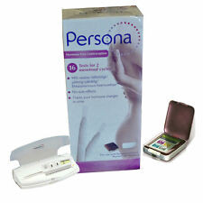 16 x Persona Monitor Contraception Ovulation Test Sticks (2 Complete Cycles)