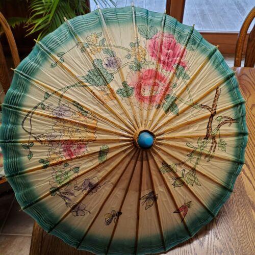 Vintage Asian Design Parasol
