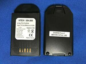 2-Batteries-Japan-Liion7-4V2-6Ah-For-PSION-Teklogix-Motorola-7535-HU3000
