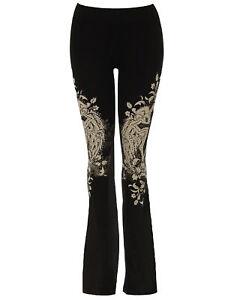 3e823ecde030 31  Funfash Plus Size Women Rhinestone Cross Gothic Black Sweatpants ...