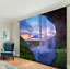 3D Sky hills 35 Blockout Photo Curtain Printing Curtains Drapes Fabric Window AU
