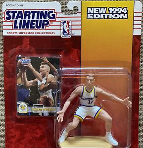 1994 Golden State Warriors Chris Mullin Starting Lineup