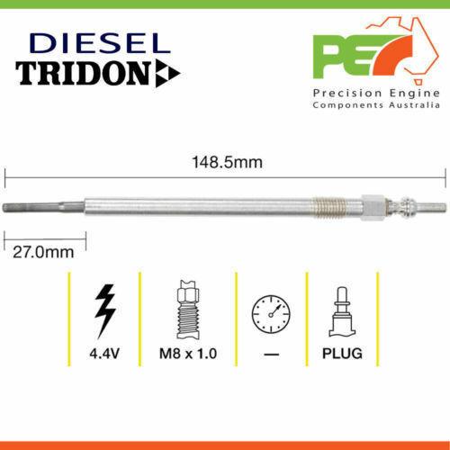 New * TRIDON * Glow Plug For Mercedes Benz ML320 CDi R280 CDi W164 W251-On Sale