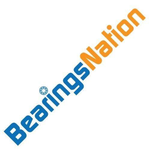 10 x Ball Bearing 1630-2RSNR w// 2 Rubber Seals w// Snap Ring 19.05x41.275x12.7mm