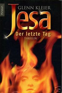 Glenn-Kleier-JESA-DER-LETZTE-TAG-Thriller-TB