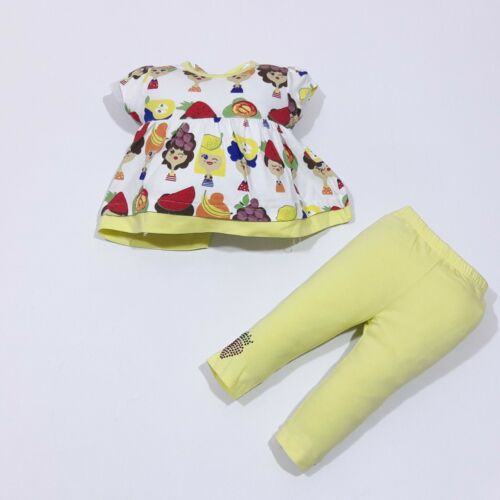 ♥ NEUF ♥ layette2 Pièces coiffe strampelhoseTaille 68; 74; 80; 86
