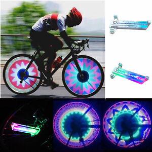 Motorrad MTB-Fahrrad Wasserdicht Speiche-Licht 32 LEDs Reifen Beleuchtung