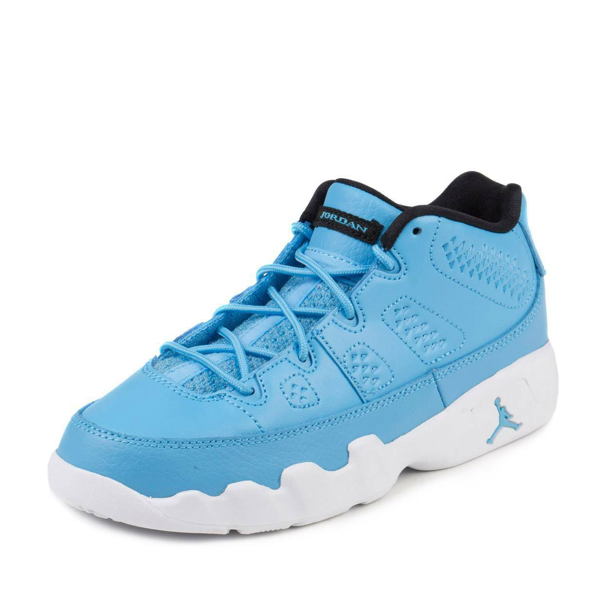 huge selection of b66ed 2dfd9 Nike Baby Boys Jordan 9 Retro Low Low Low BP University Blau Weiß  833905-401 45ba4e