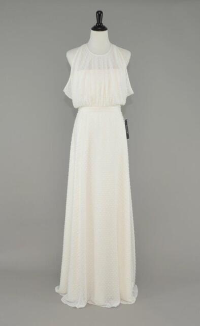 Jew sadie wedding gown in swiss dot chiffon 10 ivory dress b8001 jew 695 sadie wedding gown in swiss dot chiffon 10 ivory dress b8001 junglespirit Choice Image