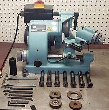 Feinmechanik Michael Deckel 04-27383 precision tool grinder and assorted tooling
