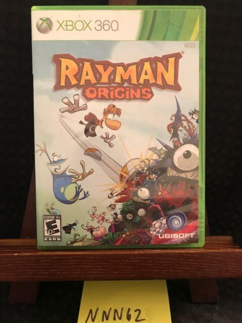 Rayman Origins (Microsoft Xbox 360, 2011) GUARANTEED - Free Shipping! NNN62