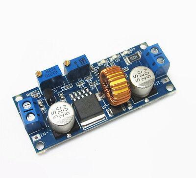 Neu 5A CV CC Buck Step Down Power Supply Modul LED Driver Lithium Charger