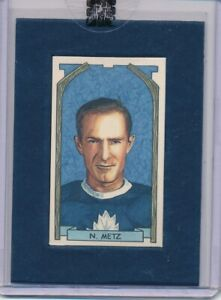 2008-09 ITG Superlative Franchise Toronto Maple Leafs Vintage Base Nick Metz
