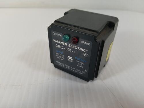 Warner CBC-801-1 Clutch//Brake Module