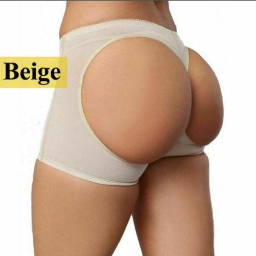 Butt Lifter Body Shaper Bum Lift Pants Buttock Enhancer Shorts Booster UK SELLER