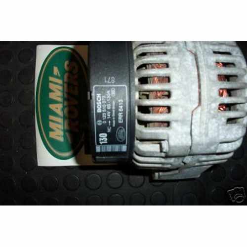 LAND ROVER ALTERNATOR DISCOVERY 2 II 99-02 ERR6413 USED