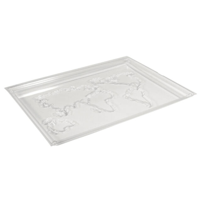 Gießform Weltkarte 30x20cm wiederverwendbar Gießen Karte Geldgeschenk Raysin