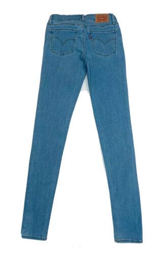RRP £85 Levi's Women's Skinny Jeans 711 Skinny Jeans Waterless