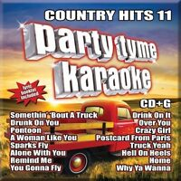Various Artists, Par - Party Tyme Karaoke: Country Hits 11 / Various [new Cd] on Sale