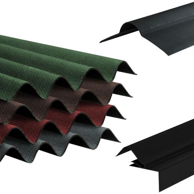 Coroline Roofing Corrugated Bitumen Roof Sheet Fixings 200 3.5mm x 65mm 10 packs