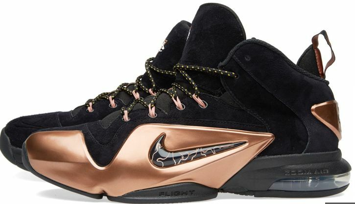 Nike Air 13 Penny 6 Copper 749629 001 Taille 8 - 13 Air LIMITED 100%AUTHENTIC 4ac488
