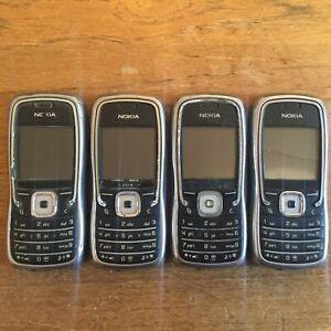 Nokia 5500 Sport Téléphone Portable état/Bundle (x4)