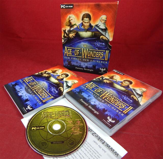 Age of Wonders 2 II-Triumph Studios 2002