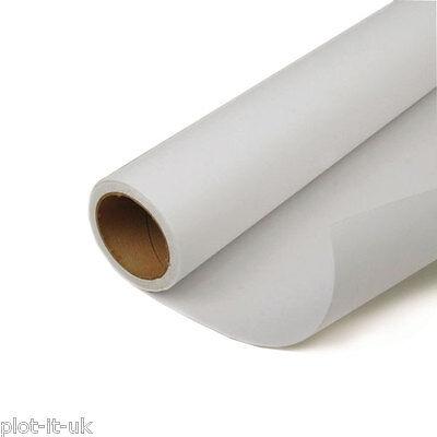 Inkjet Plotter Tracing Paper Rolls 112gsm for wide format inkjet printers