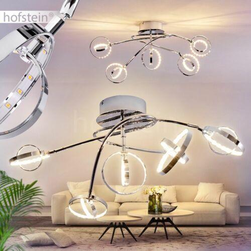 Flur Strahler LED Decken Lampen 6-flammige Wohn Schlaf Zimmer Leuchten drehbar