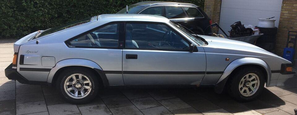 Toyota Supra, 2,8i GT, Benzin