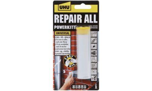 UHU 2-Composants-Adhésif-Bonbons Repair all POWERKIT